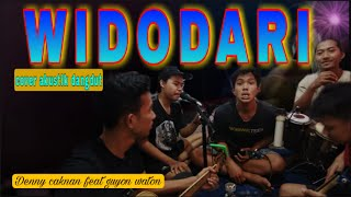 Widodari Denny caknan feat Guyon waton / Cover akustik by Bhoelank adventure