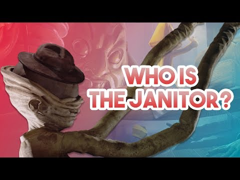 Little Nightmares Characters Explained: Who Is The Janitor?