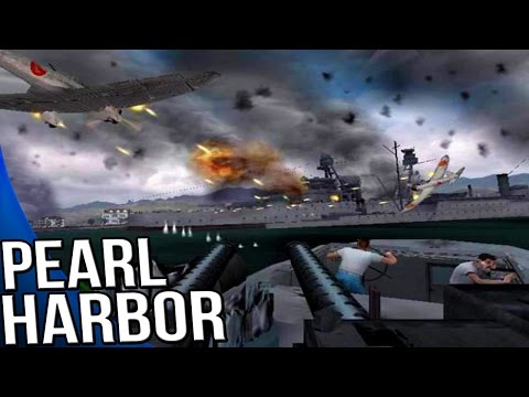 Medal of Honor: Rising Sun - Mission 1 Pearl Harbor Gameplay