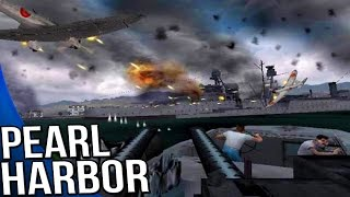 "Medal of Honor: Rising Sun - Mission 1 ""Pearl Harbor"" Gameplay"