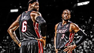 Lebron and D-Wade - Ps and Qs