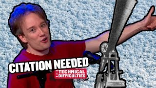 Hail Cannons and Operation Popeye: Citation Needed 8x04
