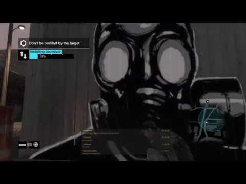 Watch Dogs Online Hacking - Going oldschool: switching locations