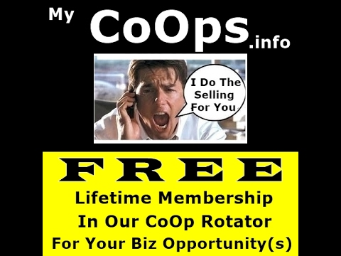 $10 Sizzle Call Marketing System Lifetime CoOp Membership Tr