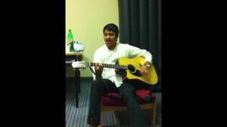 Reuel Benedict 11/02/2012 in Manchester!!!!!!! Magic voice!!!!!