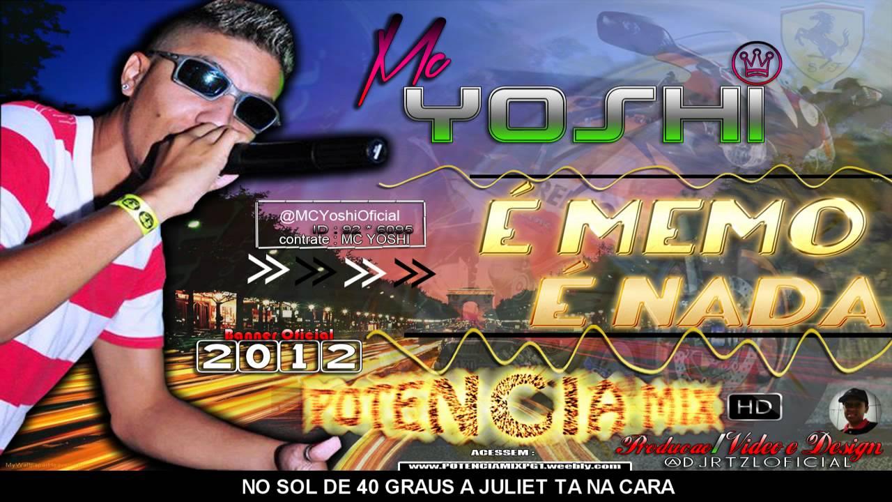 DE YOSHI BAIXAR MC MUSICAS