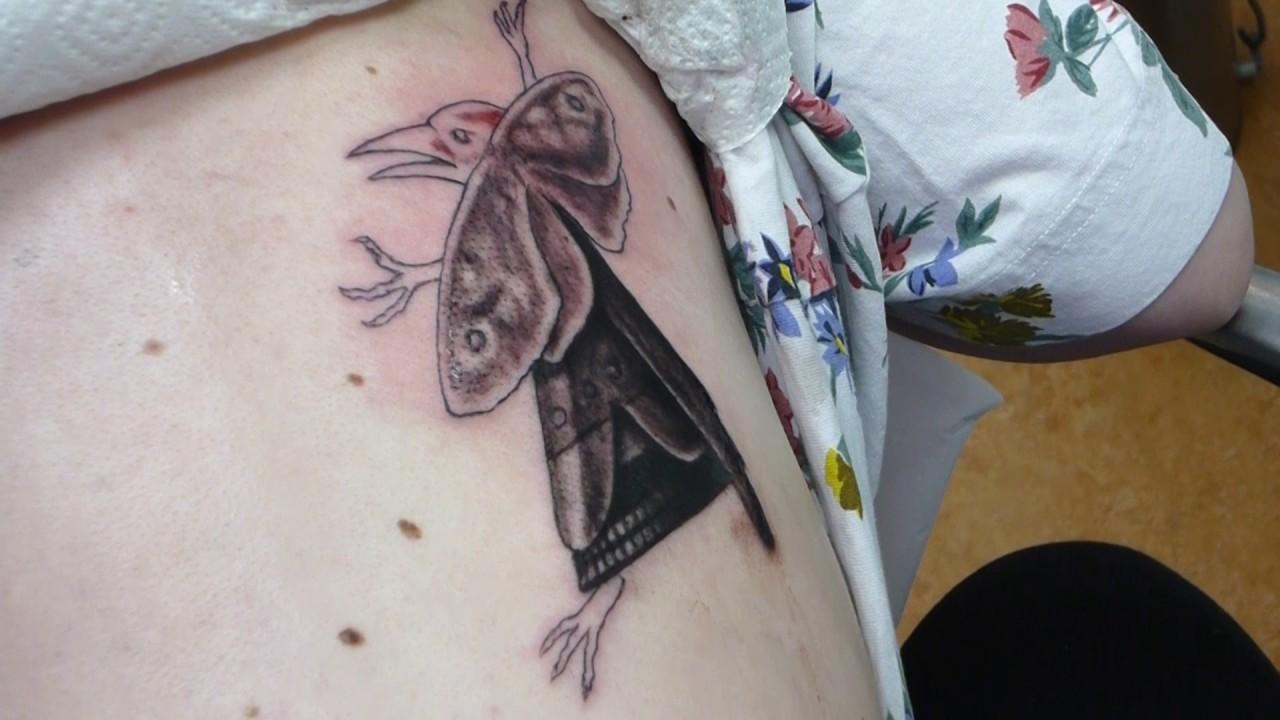 Hieronymus Bosch Little Demon By Sjap House Of Tattoos Amsterdam