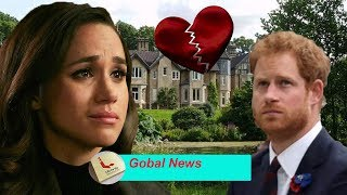 Meghan Markle Fears For Harry's Health - from Tension is too big in divorce deal