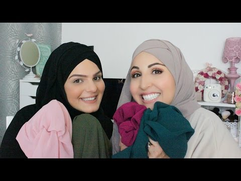 Tutoriel Hijab prêt à porter avec DILEK YAMAKOGLU ✨ thumbnail