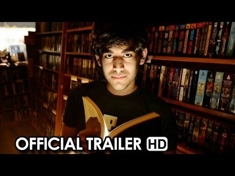 The Internet's Own Boy: The Story of Aaron Swartz Official Trailer #1 (2014) HD
