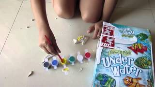 Fun Games For Kids / Clay Fish / Play Doh Videos by JeannetChannel