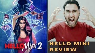Hello Mini Review   Hello Mini 2 Review   Hello Mini   Hello Mini Web Series Review   Faheem Taj