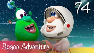 Booba - Space Adventure - Episode 74 - Cartoon for kids