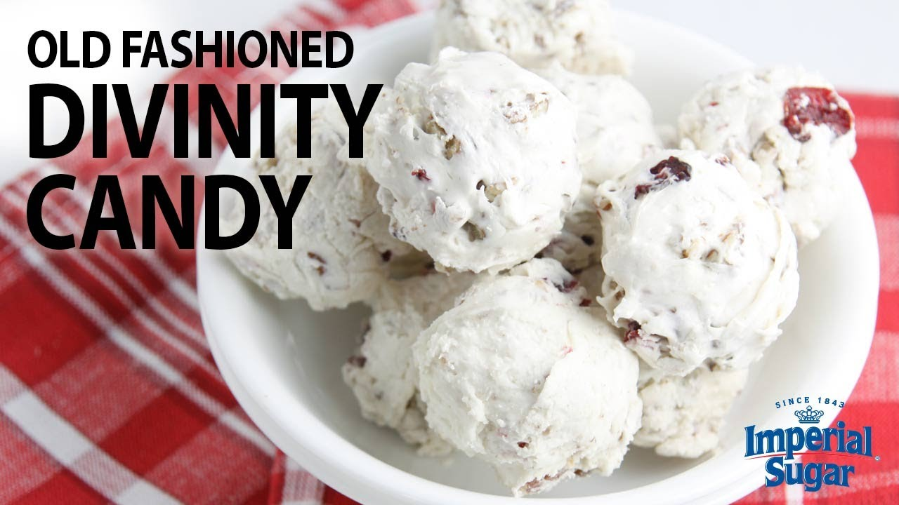 how to make homemade divinity candy