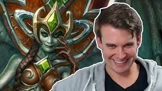 (Hearthstone) The Worst Quest VS the Best Decks