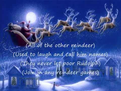 Dean Martin - Rudolph the red - nose reindeer
