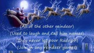 Dean Martin - Rudolph the red - nose reindeer