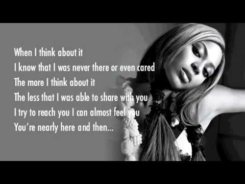Beyoncé - Smash Into You (lyrics) - YouTube
