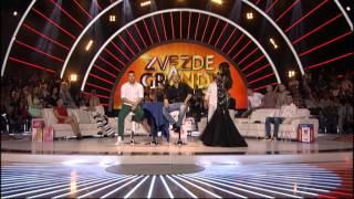 Tanja Savic - Ginisov rekord - Zvezde Granda specijal - (Tv Prva 03.05.2015)