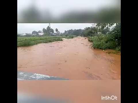 Rain in natham திருமணிமுத்தாறு