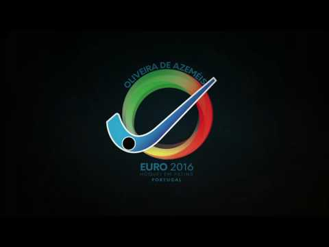 Rink Hockey Euro 2016 - 5th/6th Place- Germany vs France - Match #22