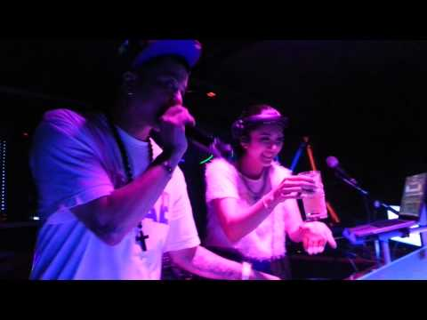 MC Coga Bangkokinvender VS DJ Nikitar@ Hiso Pub