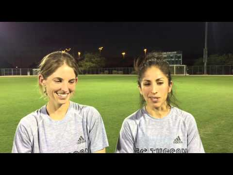 FC Tucson Women: Former Stanford teammates reunite on local pitch