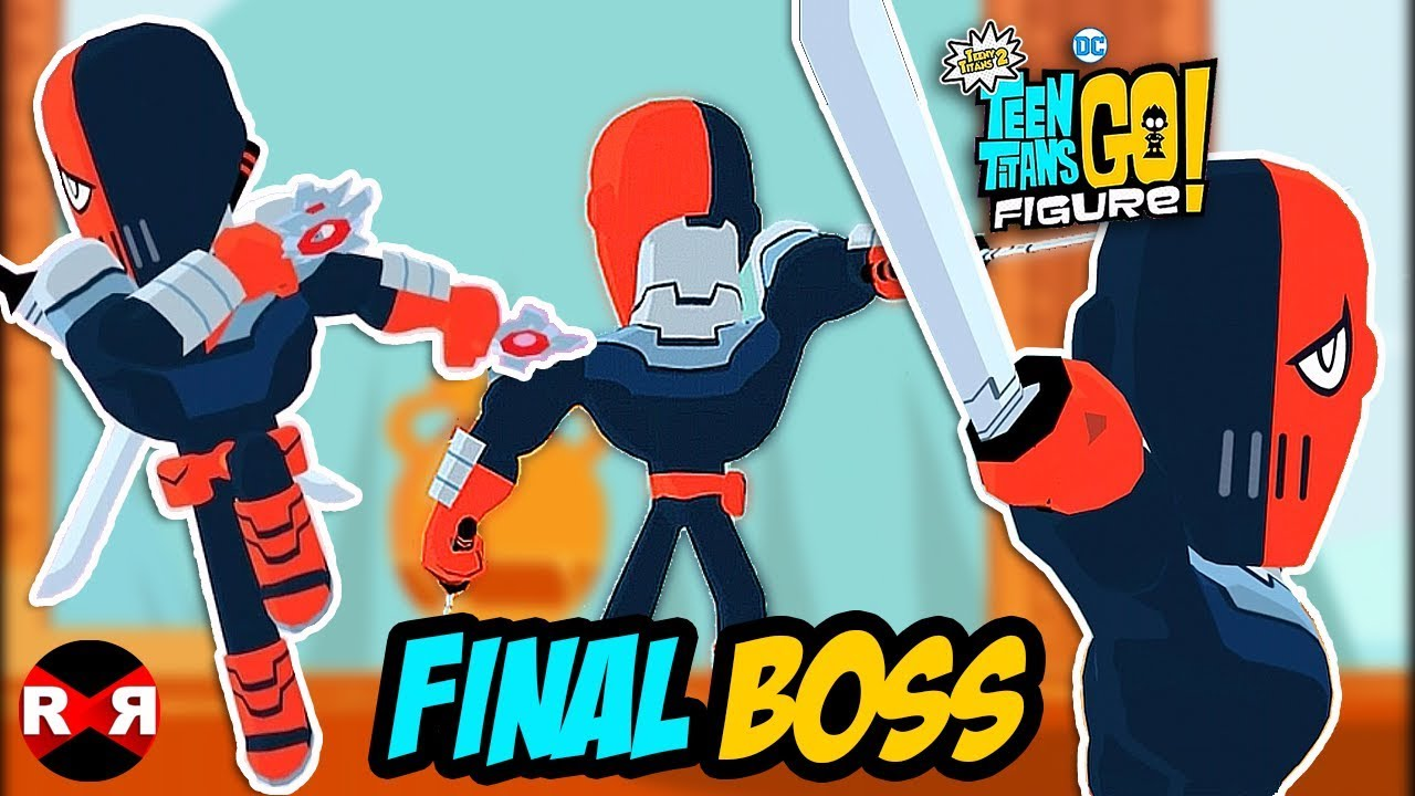 Teen Titans Go Figure Teeny Titans 2 - Final Boss Slades -1648