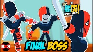 Teen Titans GO! Figure (Teeny Titans 2) - FINAL BOSS (SLADE'S TOURNAMENT) - Walkthrough Part 9