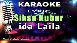 Siksa Kubur Karaoke Tanpa Vokal