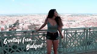 Greetings from Budapest   Travel Diary Impressions ft. JANAklar   Michelle Danzinger