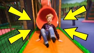 Super Fun for Kids at Leo's Lekland Indoor Play Center (indoor playground family fun)