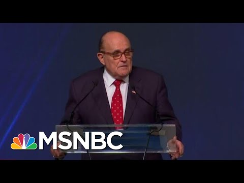 "Rudy Giuliani ""Should Be Worried"" About SDNY Probe 