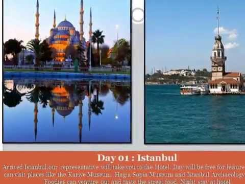 Greece Turkey Holiday Packages from Delhi India