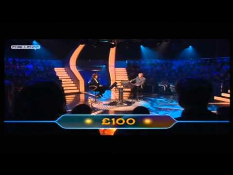 Who Wants to Be a Millionaire UK - 23rd, 26th October, 2000 (2/3) - Roger Tozer (Final part)