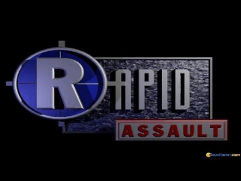 Rapid Assault gameplay (PC Game, 1995) thumbnail