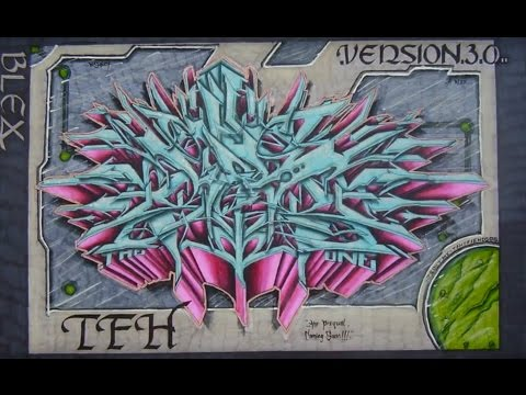 Best Graffiti Blackbooks Part 1 ✅