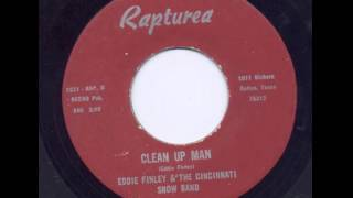 Eddie Finley & The Cincinnati Show Band - Treat Me Right Or Leave Me Alone