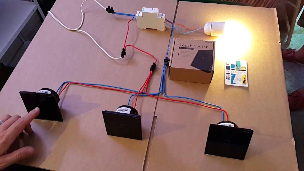 Le Télérupteur Commande Déclairage By Electro Toile
