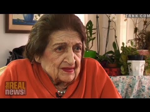Helen Thomas on Her Resignation and Middle East