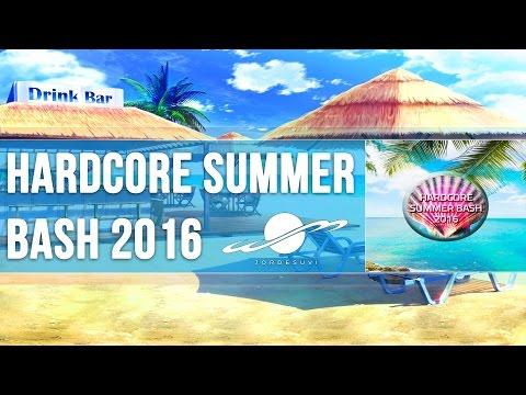 Jordesuvi @ Hardcore Summer Bash 2016 (1 HOUR UPLIFTING VOCAL HAPPY HARDCORE MIX)
