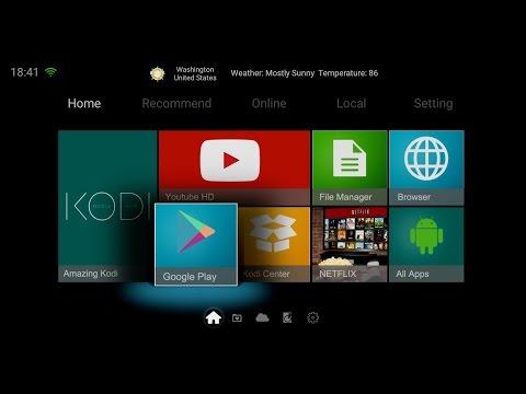 Android 6.0 TV Box | Nexbox A5