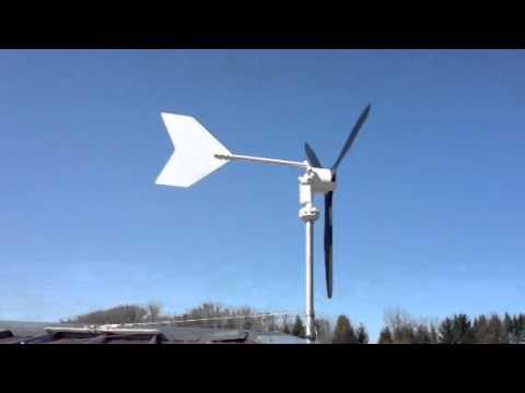 Éolienne schartz 600