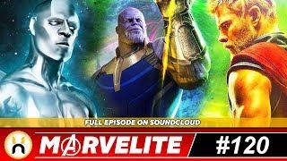 Silver Surfer Infinity War Rumors & Future of MCU Thor   Marvelite #120