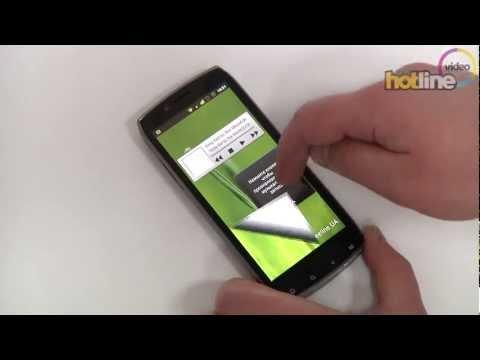 Обзор Acer ICONIA Smart