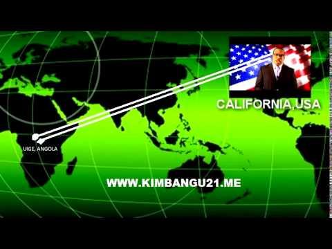 KIMBANGUISTE BREAKING NEWS:REPORTAGE UIGE EN DIRECT DE LUANDA.