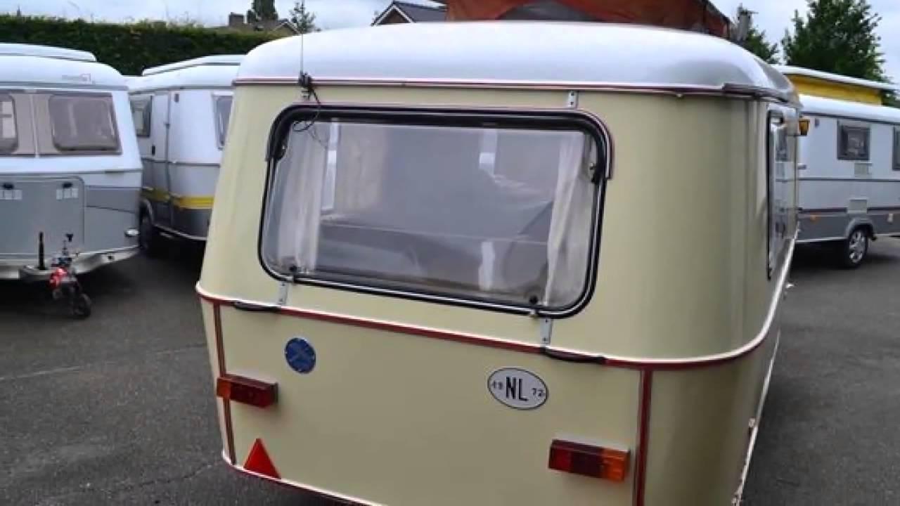 Caravan te koop eriba touring triton 410 uniek 1972 youtube - Te koop ...