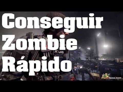Call of Duty Advanced Warfare - Truco: Como conseguir el zombie rapido