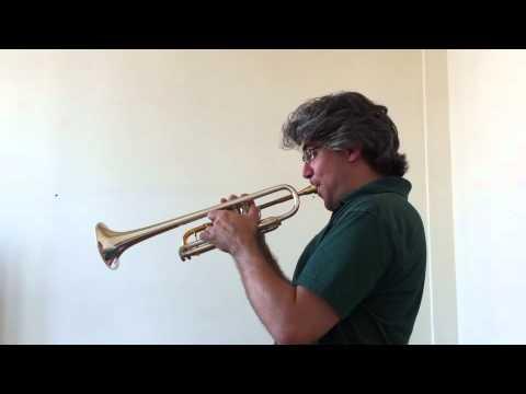 CONCONE - Lyrical Studies for trumpet - N. 30 - Andante