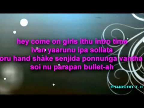 Thuppakki- Google google Lyrics (HD)